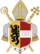 Coat of arms of the Archdiocese of Salzburg