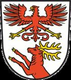 Das Wappen von Müllrose