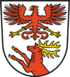 Coat of arms of Müllrose