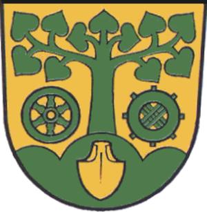 Niedersachswerfen - Image: Wappen Niedersachswerfen
