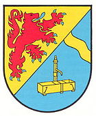 Coat of arms of the local community Unterjeckenbach