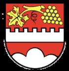 Das Wappen von Vogtsburg im Kaiserstuhl