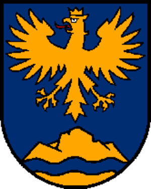Steinbach am Attersee - Image: Wappen at steinbach am attersee