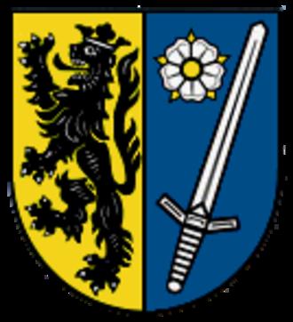 Kirchdorf, Lower Bavaria - Image: Wappen von Kirchdorf Hallertau