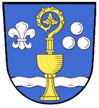 Steinbach am Wald - Image: Wappen von Steinbach am Wald