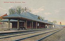 Wareham Village Station Wikipedia