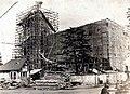 Waseda University - Okuma Auditorium construction.jpg