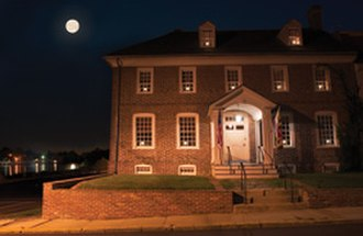 C.V. Starr Center for the Study of the American Experience - 18th century Custom House
