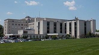 Adventist HealthCare Washington Adventist Hospital - Image: Washington Adventist Hospital