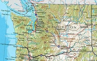 Washington Bundesstaat Reisefuhrer Auf Wikivoyage