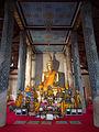 Wat Phra Borom That Thung Yang interior 2014.jpg