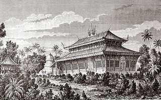 Visoun King of Lan Xang