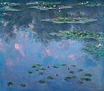 Water Lilies by Monet (Yamagata Museum of Art).jpg