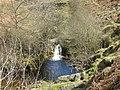 Waterfall on Ridge End Burn - geograph.org.uk - 1272018.jpg