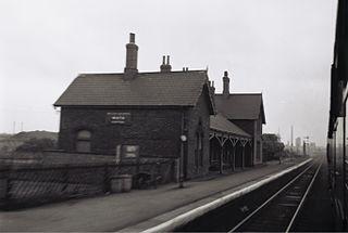 Wath Central railway station