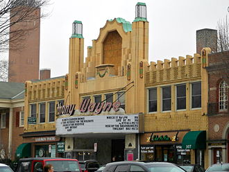 William Harold Lee - Wayne Theater
