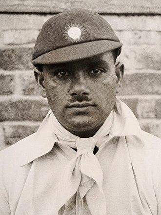 Wazir Ali - Wazir Ali in 1932