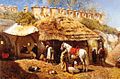 Weeks Edwin Lord Blacksmith Shop at Tangiers.jpg