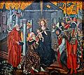 Weihnachtsaltar (Emmendingen) - Anbetung der Könige.JPG