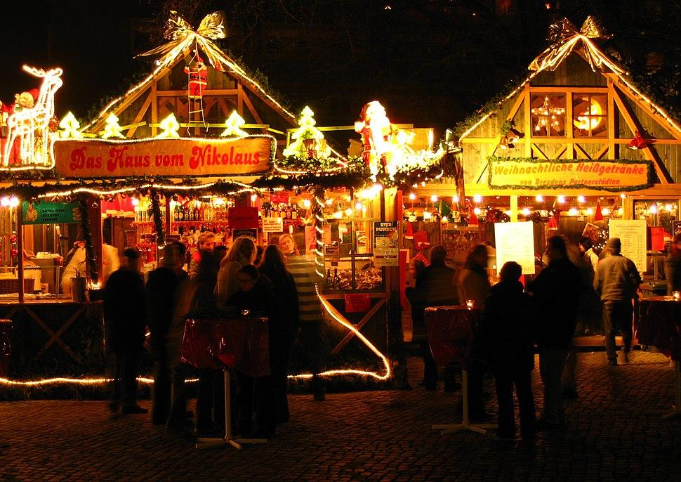 Weihnachtsmarktindresden