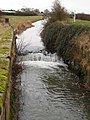 Weir on Louth Canal - geograph.org.uk - 1142889.jpg