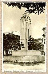 Monumento Campos Salles - Campinas