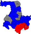 West Lancashire 2007 election map.png