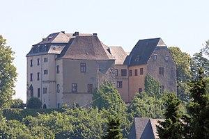 Leiningen family - Westerburg Castle
