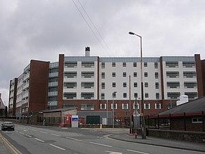 Whiston, Merseyside - Image: Whiston Hospital, Merseyside