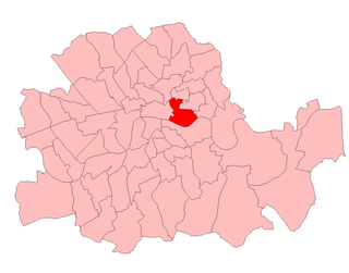 1923 Whitechapel and St Georges by-election