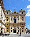 Wien - Schottenkirche.JPG