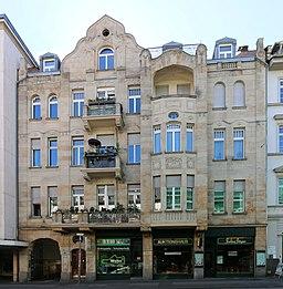 Luisenstraße in Wiesbaden