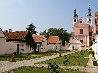 Camaldolese - Former Camaldolese hermitage in Wigry, Poland
