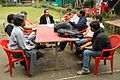 Wikipedians with Journalists - Press Club - Kolkata 2015-01-02 2117.JPG