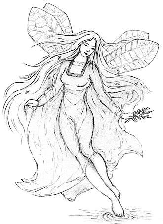 Supernatural beings in Slavic religion - Wila