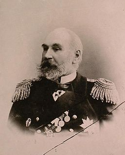 Imperial Russian admiral