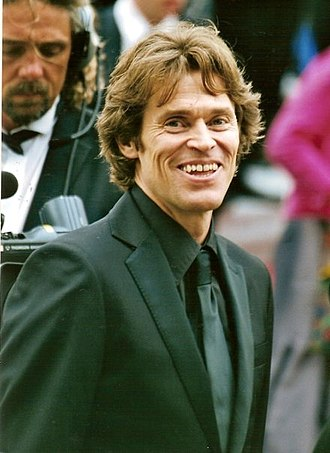 Willem Dafoe - Dafoe at the 2005 Cannes Film Festival