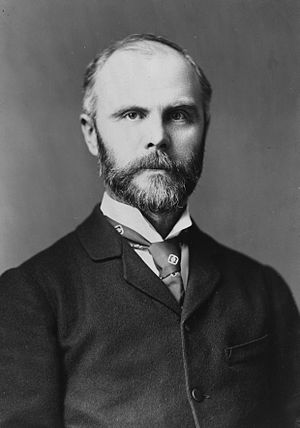 William Barclay Parsons - Image: William Barclay Parsons, Pach Brothers photo portrait