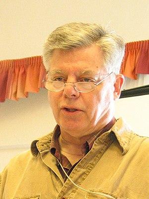 William Edgar (apologist) - William Edgar at European Leadership Forum in Eger, Hungary, 2012