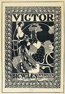 William Henry Bradley- Victor Bicycles.jpg