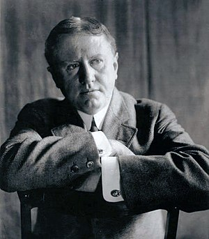O. Henry - Portrait of O. Henry, by W. M. Vanderweyde, 1909
