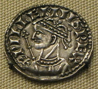 Ealdred (archbishop of York) - Image: William the Conqueror silver coin