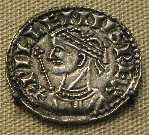 William the Conqueror silver coin