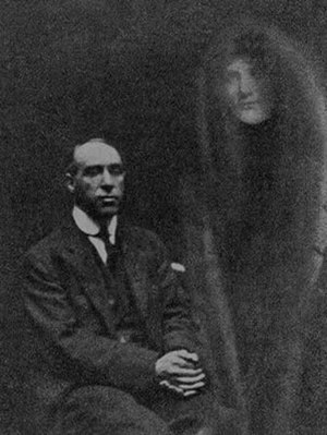 William Hope (paranormal investigator) - Harry Price, and friend. As taken by William Hope