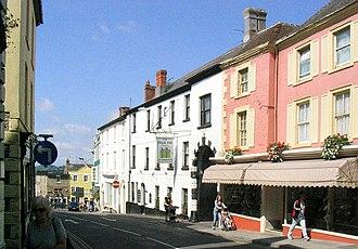 Wincanton - Image: Wincanton high street