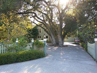 Sarah Winchester - The farmhouse in Los Altos