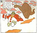 Winsor McCay - Little Nemo - In the Land of Wonderful Dreams - 1913-09-21 - Flip in the Land of the Antediluvians panel 9.jpg