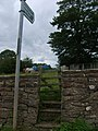 Winton stile - geograph.org.uk - 526450.jpg