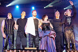I Within Temptation in concerto