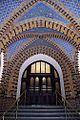 Wnętrze bramy wejściowej do Seminarium fot BMaliszewska.jpg